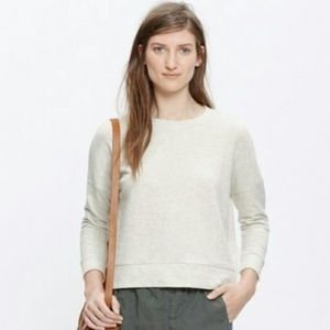 Madewell Heather City Island Pullover Top